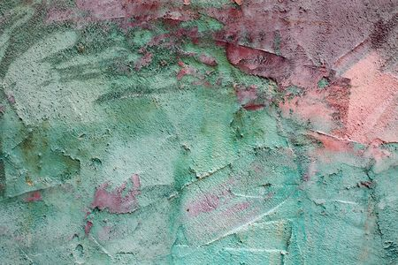 colored wall, paint plaster Detail on House wall, Background Image