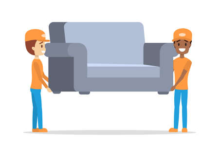 Carry Sofa Fast Delivery Service
