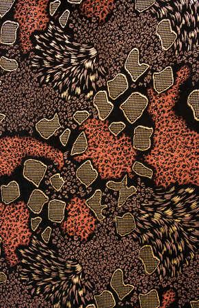 Fabric texture. Tissue pattern