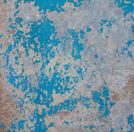 Foto de Texture of wood with old color blue and white background. Design - Imagen libre de derechos