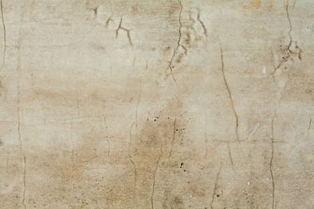 Photo pour Gray weathered wall texture. Old Background with crack - image libre de droit