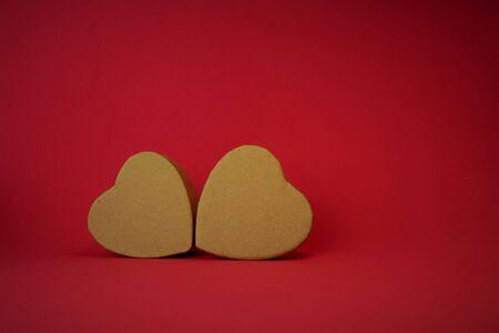 Photo pour Hearts, holiday of love, valentine - image libre de droit