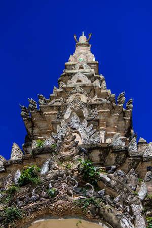 arch Buddhist in Thailandの素材 [FY31021204443]