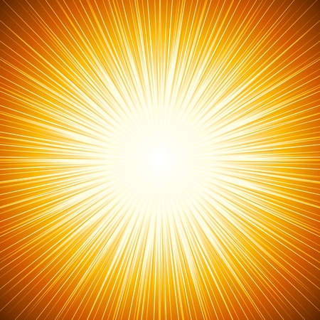 abstract background of sun beam