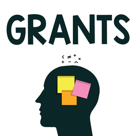 Word writing text Grants. Business concept for agree to give or allow something requested someone Authorize action.