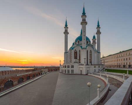 Kul Sharif mosque. Kazan city, Russia