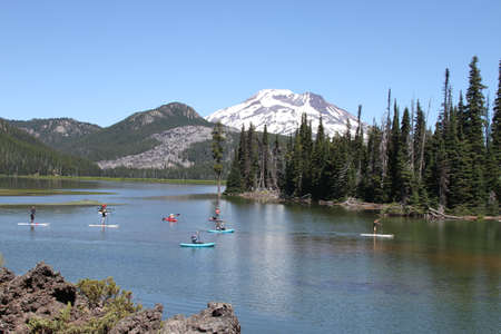 View of Deschutes Wilderness, Bend Oregon