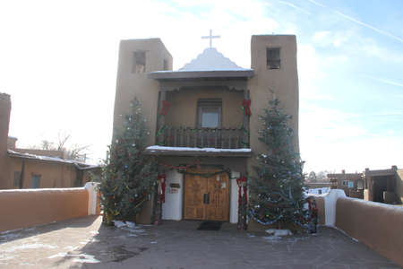 1/10/2019: Taos New Mexico: Pueblo in Taos