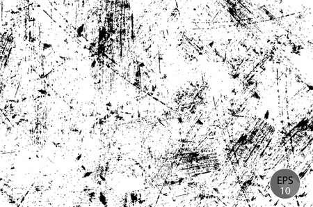 Photo pour Grunge Dust Speckled Sketch Effect Texture . The Scratch Texture . - image libre de droit