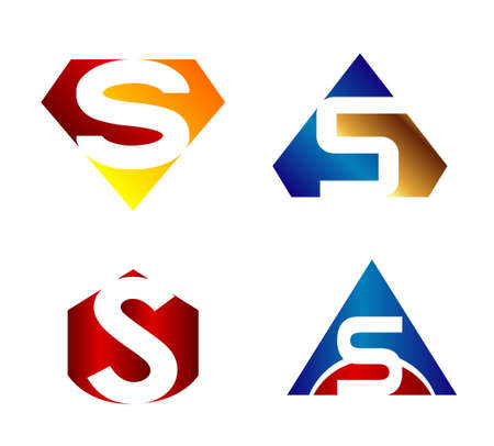 Unusual s Letters For Your Design Graphic Design Editable