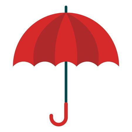 Illustration pour Umbrella icon - image libre de droit