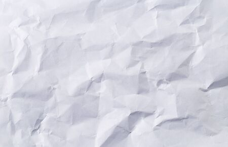 Foto de Crumpled white paper - Imagen libre de derechos