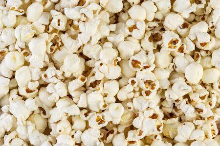 Foto für Popcorn background - Lizenzfreies Bild