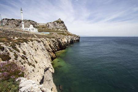Mosque Europa Point Gibraltar