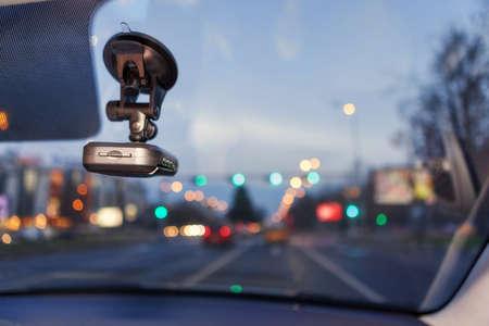 Proof, Safety Camera Inside Car