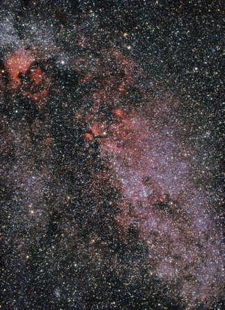 Cygnus is a northern constellation lying on the plane of the Milky Way. The swan is one of t