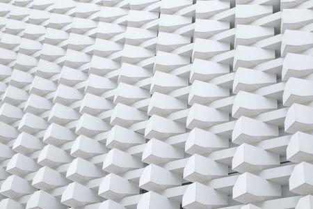 Foto de Architecture detail Modern box weave Structure Pattern Construction - Imagen libre de derechos