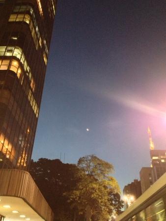 Paulista avenue at night So Paulo - SP - Brazil