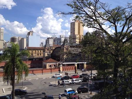 Luz station Sao Paulo - SP - Brazil