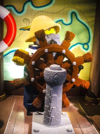 Australia Sydney museum aquatic animals Aquarium model mariner cute doll
