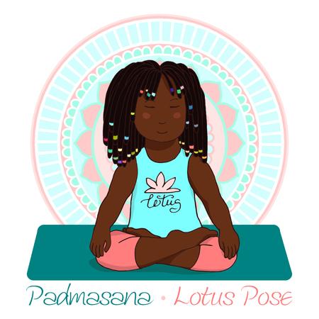 تصاميم جاهزة للتحميل بعنوان Yoga Childs Pose