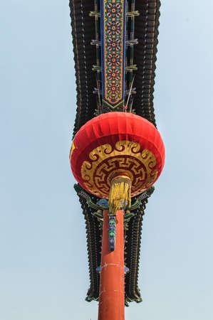 Zhengyang Gate Bridge lanterns