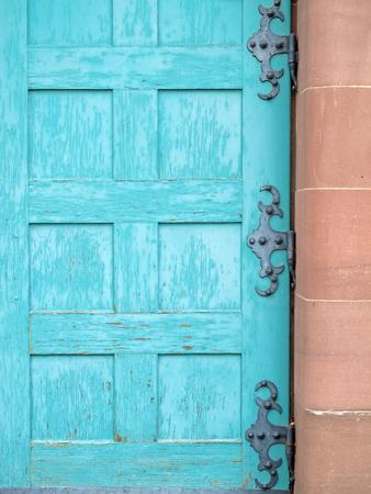 Door of old building