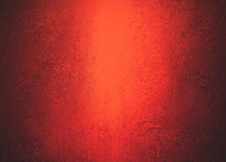 Foto für red banner background with shiny painted metal and black edges - Lizenzfreies Bild