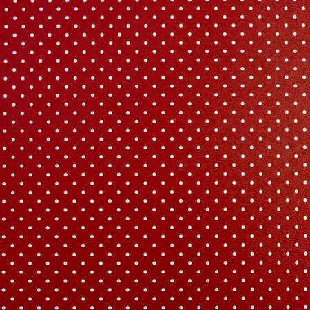 Dotted red background
