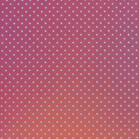 Dotted pink-yellow background