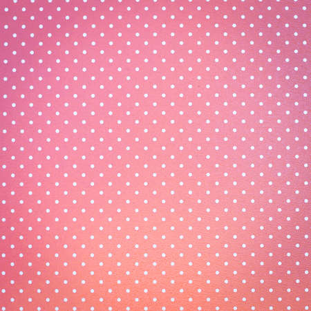 Dotted pink background