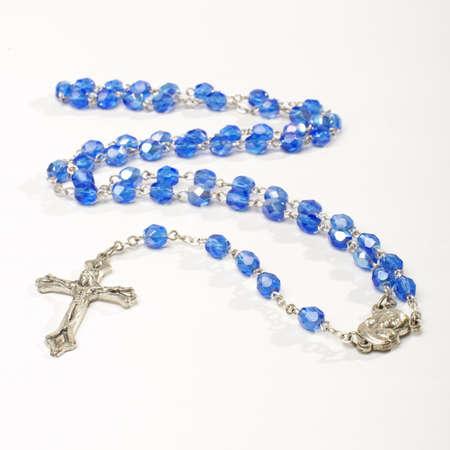 Rosary isolated