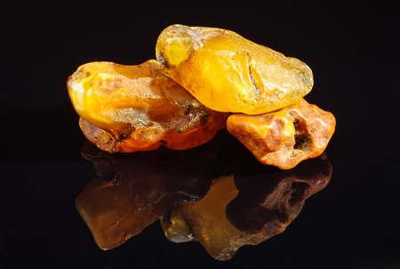 Luxury amber treasure