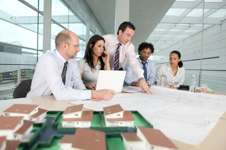 Photo for Working meeting - Royalty Free Image