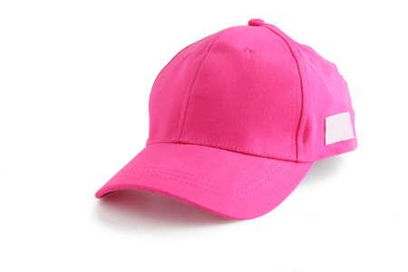 Foto de Pink baseball cap - Imagen libre de derechos