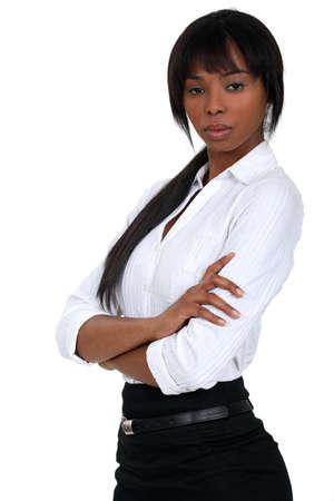 successful black businesswoman