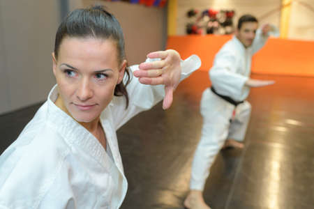 synchronize movement in martial arts