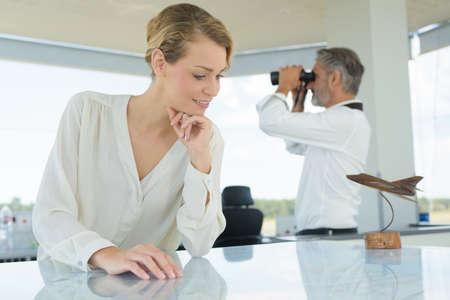 Photo pour career business work in office - image libre de droit