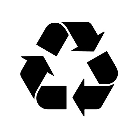 Illustration for recycle - Royalty Free Image