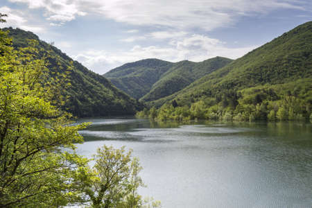 The Lake Valley Walnuts in Liguria