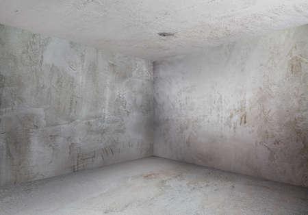 corner of old grunge room