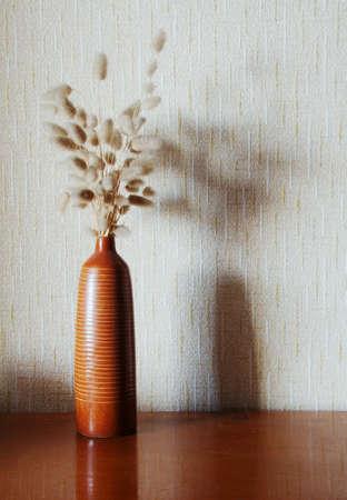 ikebana on table
