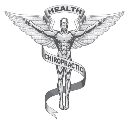 Chiropractic Symbol illustration