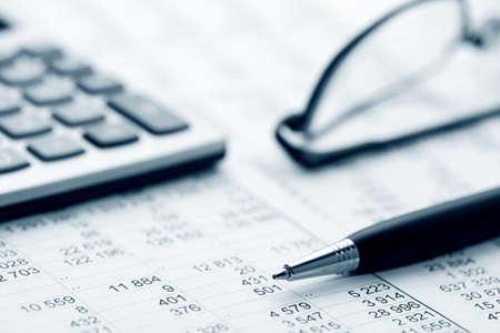 Photo pour Accounting - image libre de droit