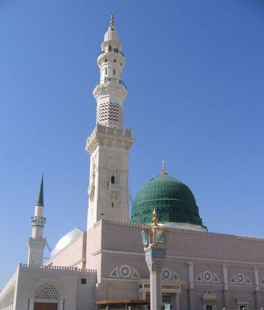 Mosque in Medina