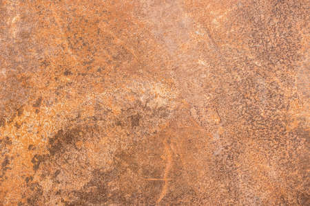 Photo pour Abstract rusty pattern brown old metal texture surface, corrosion background. - image libre de droit
