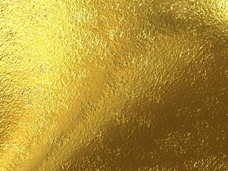 Beautiful rough brilliant metallic texture from gold