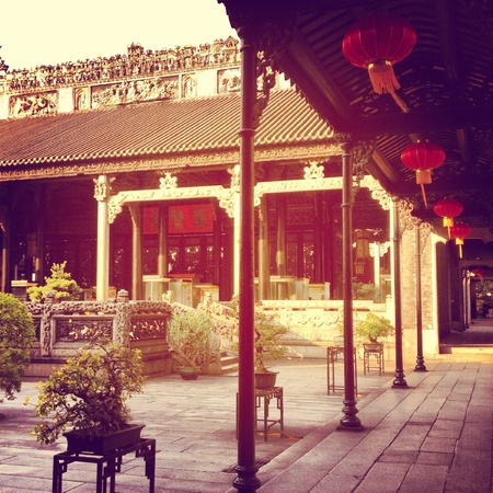 Chen Clan Academy China