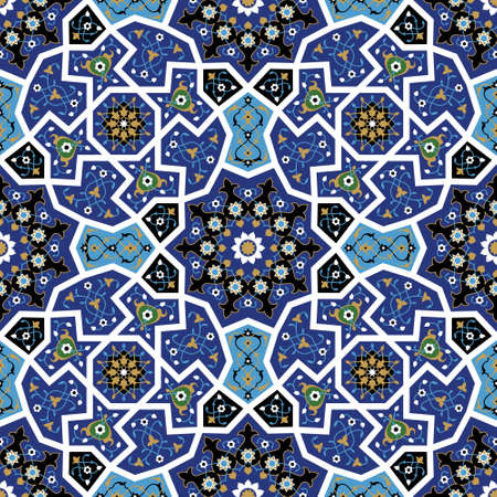 Traditional Morocco Pattern