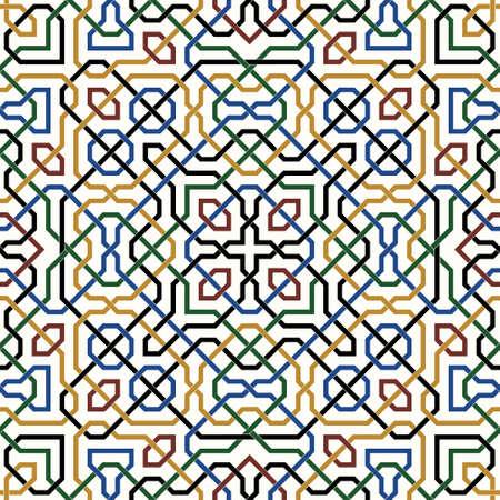 Traditional Moorish Pattern